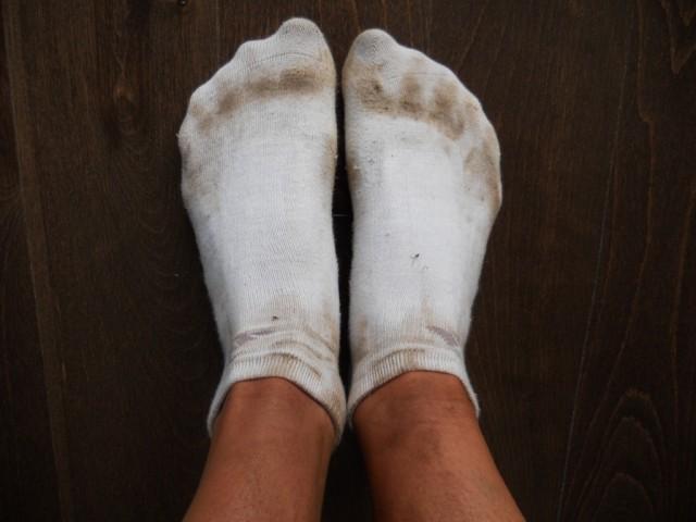Как отстирать белые носки рекомендации