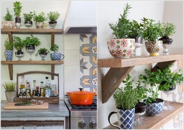 Огород на кухне: примеры, которые обязательно надо увидеть 3