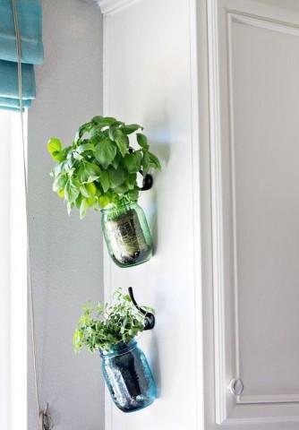 Огород на кухне: примеры, которые обязательно надо увидеть 11