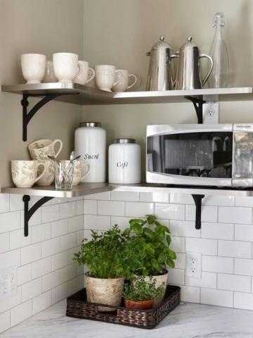 Огород на кухне: примеры, которые обязательно надо увидеть 9