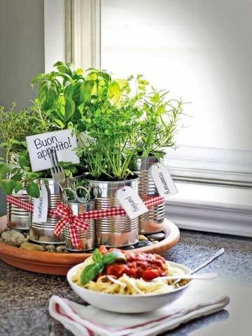 Огород на кухне: примеры, которые обязательно надо увидеть 5