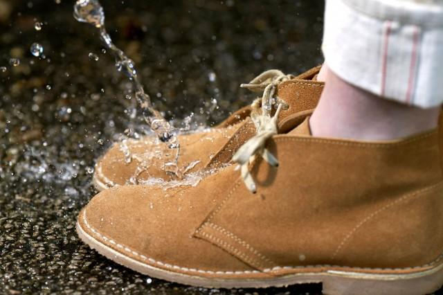Защитите свои ботинки от промокания самостоятельно 0