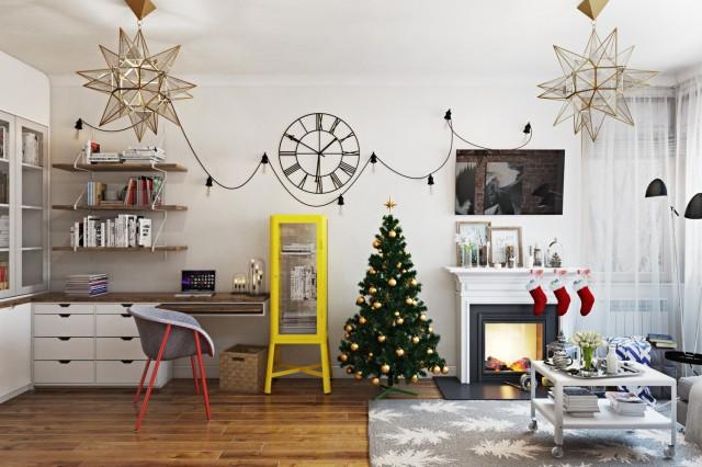 Оформляем дом к Новому году — за 6 простых шагов 0