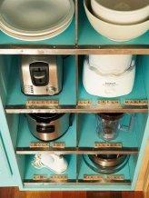 Как сэкономить место на кухне? 8 лайфхаков 0