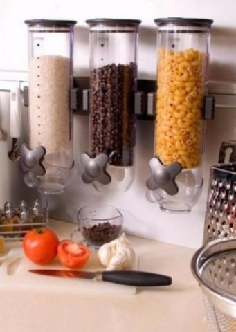 Как сэкономить место на кухне? 8 лайфхаков 5
