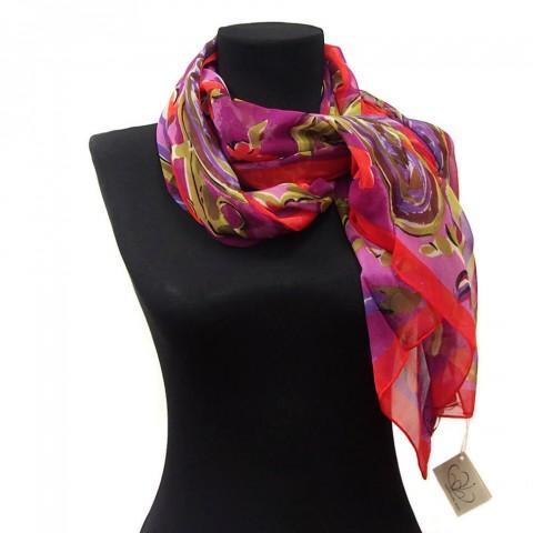 42 способа стильно завязать шарф 0