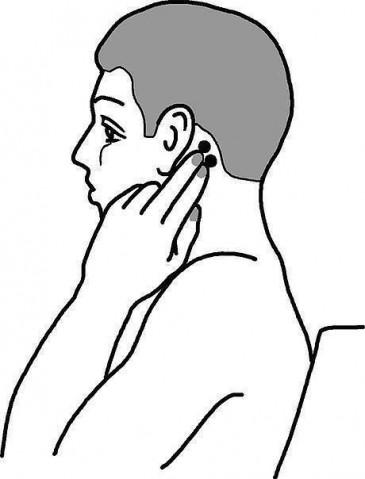 Самомассаж шеи улучшается кровоток сосудов мозга 1