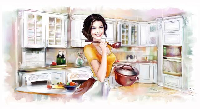 Несколько блестящих советов для всех хозяек, которые ценят мастерство на кухне! 0