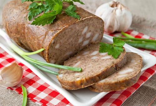 Рецепты приготовления вкусной колбасы из печенки 0