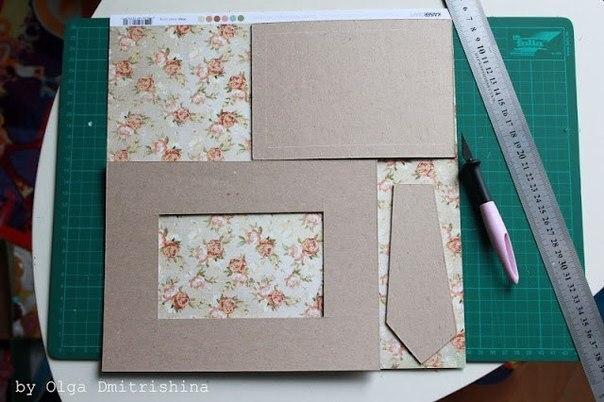 Рамки своими руками из бумаги и картона фото