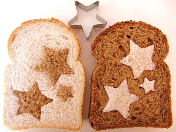 Необычный хлеб из обычного