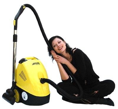 Чтобы избавиться от запаха пыли при работе пылесоса