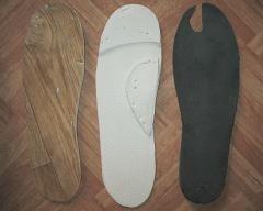 Стельки для зимней и демисезонной обуви