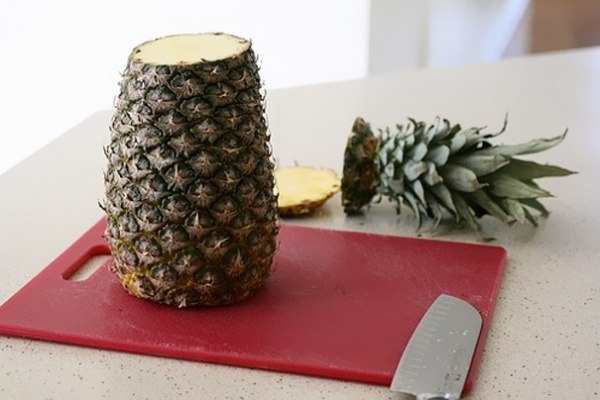 Если высушить ломтики ананаса