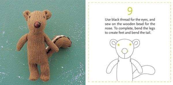 Если у вас завалялась одинокая перчатка, можете сделать из нее игрушку