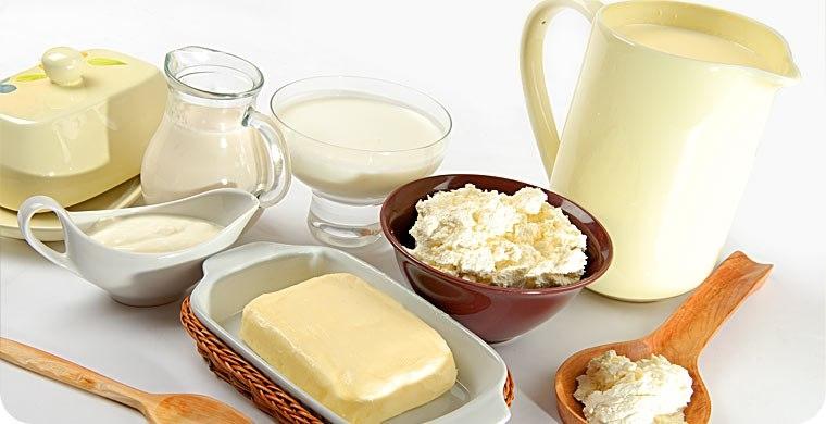 Советы, касающиеся молочных продуктов: