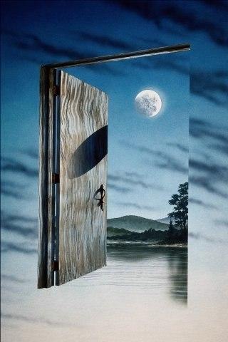 Закрывая дверь в квартиру, говорите себе Я закрыл дверь.