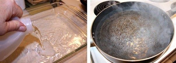 Без проблем отмываем духовку.