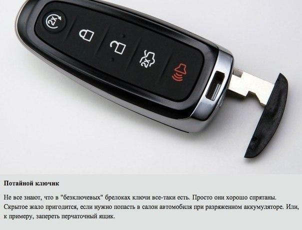 Потайной ключик