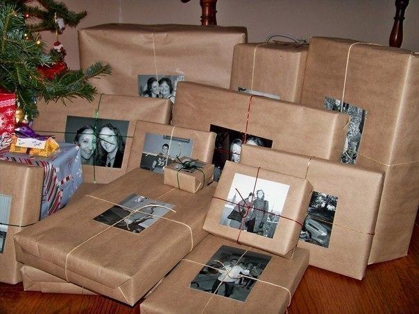 Как креативно упаковать подарок. И не забыть кому его подарить)