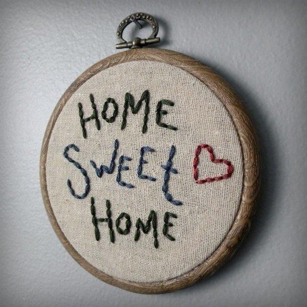 10 вещей, которые сделают тебя счастливее, когда ты дома...
