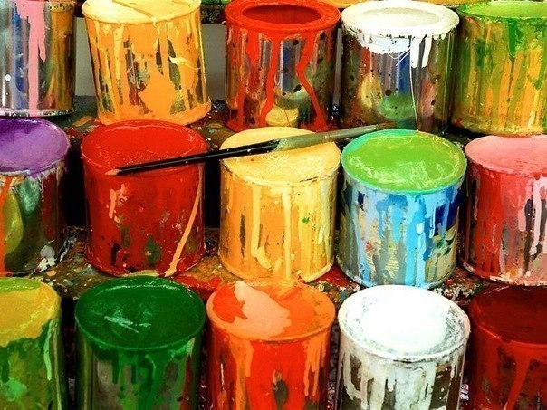 Отмыть масляную краску
