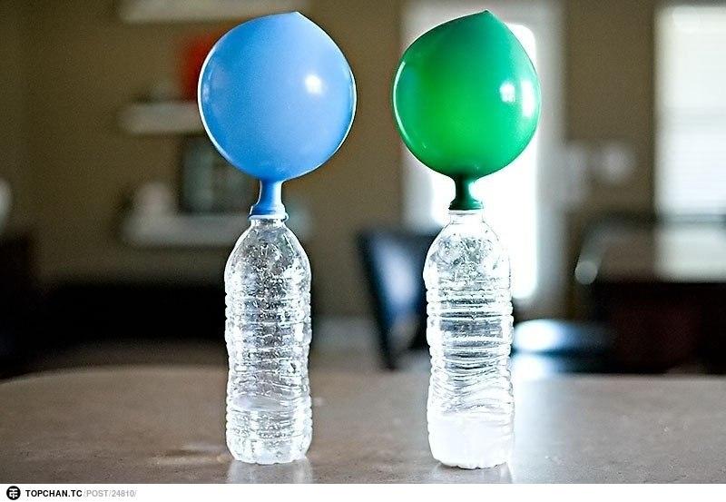Гелии для шариков своими руками