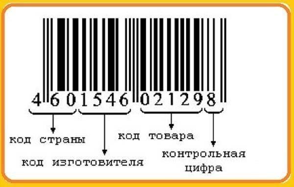 Как читать штрих-код на товаре