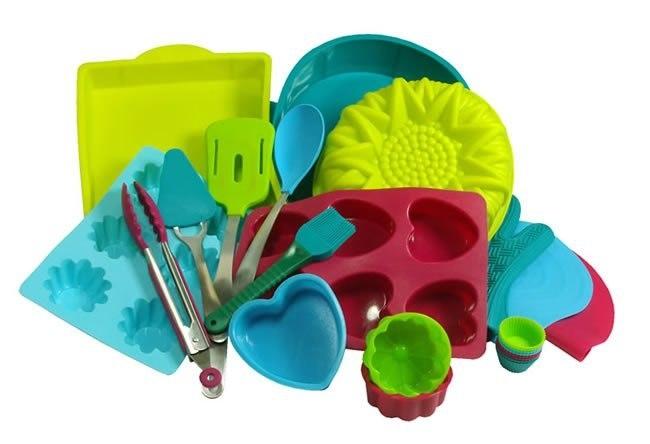 На что обратить внимание при покупке силиконовой посуды