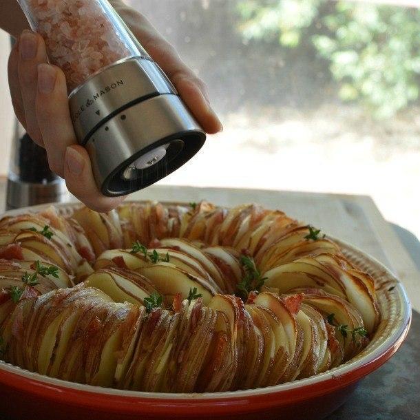 Великолепный картофель на гарнир