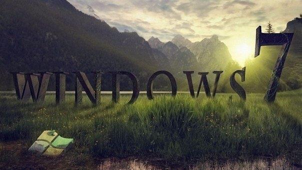 ����������� Windows 7. ��������� ������