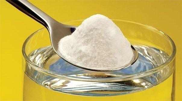 Всемогущая сода.10 полезных советов!