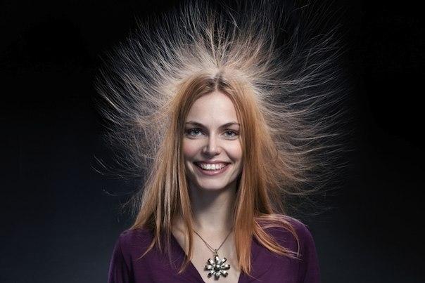Что делать, если волосы электризуются? 0