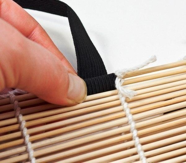 Бамбуковый органайзер для кисточек 3