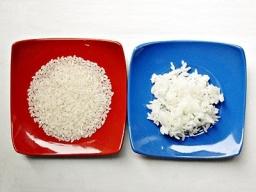 Как сделать клейким рис фото 796