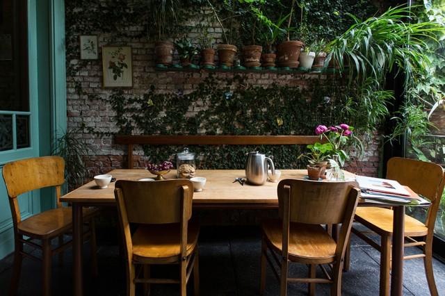 Бохо-стиль: как украсить дом с помощью растений 1