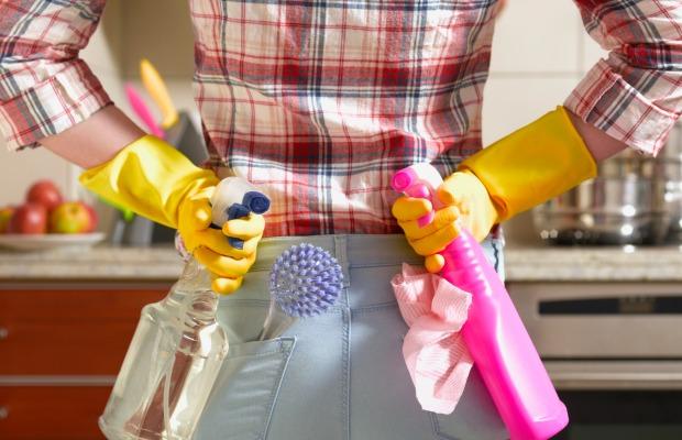 Как убрать дом к приходу гостей без стресса 0