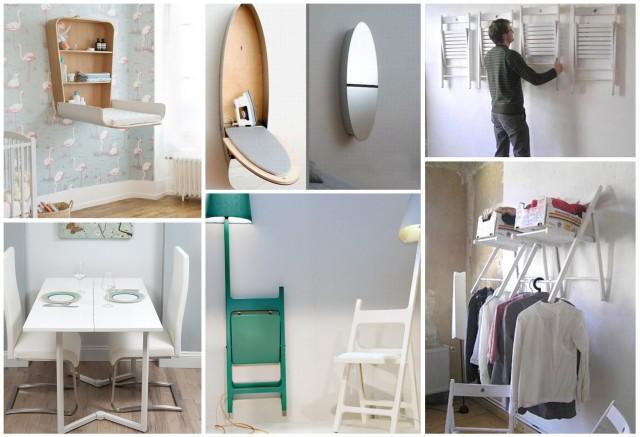 Классные примеры складной мебели 10