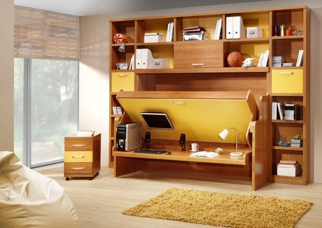 Классные примеры складной мебели 9
