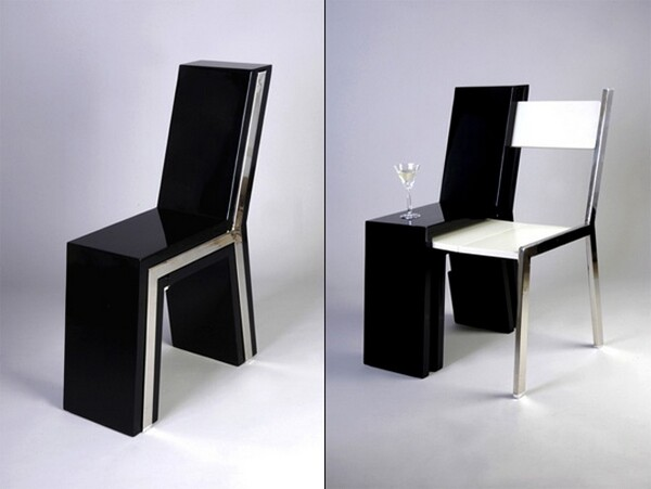 Классные примеры складной мебели 2