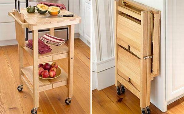 Классные примеры складной мебели 3