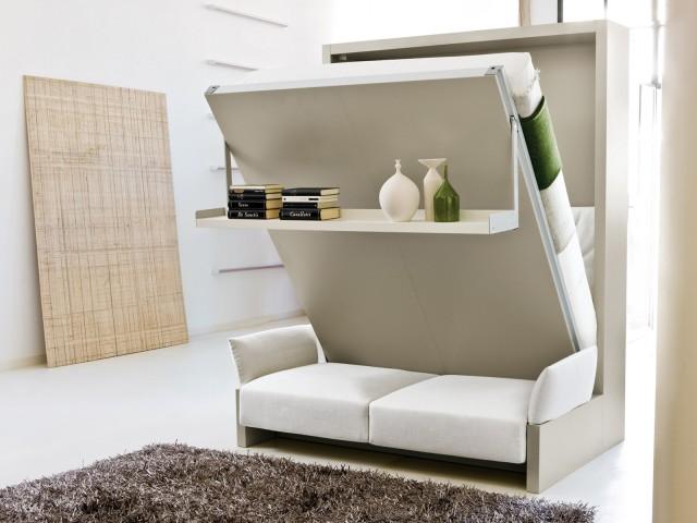 Классные примеры складной мебели 12