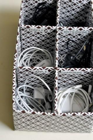 Хранение в картонных коробках — стильное и экономичное решение 1