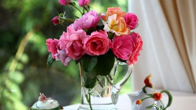 Как сохранить свежесть срезанных цветов? Секреты стойкости букетов 0