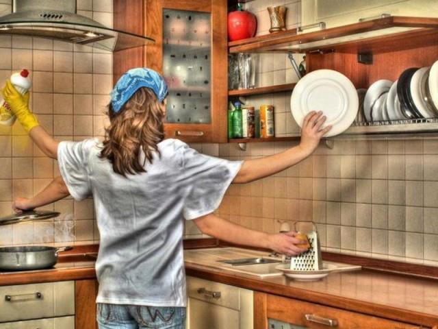 Картинки с надписями о домохозяйке