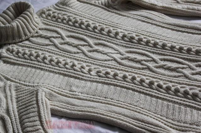 Как восстановить форму свитера 0