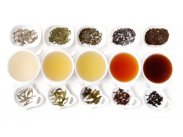 Полезные для здоровья чаи. А какой ваш любимый? 0