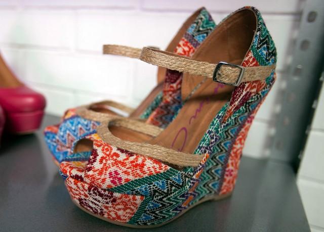 Правила ухода за текстильной обувью 0