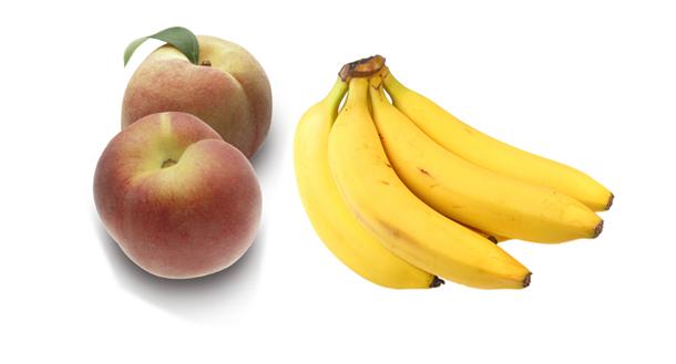 Если купили недозрелые бананы или персики! 0