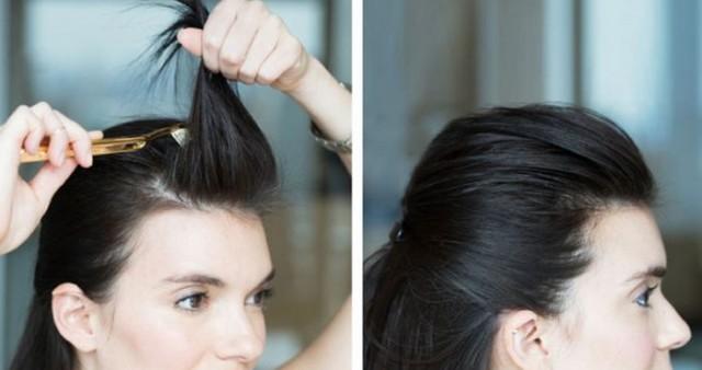 Совет для создания начеса на волосах! 0
